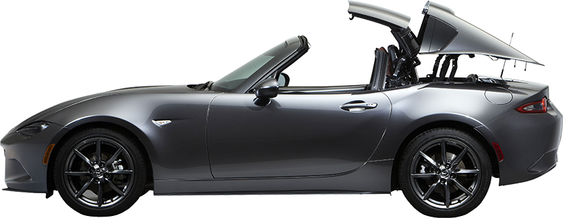 Mazda MX-5 RF Modellfoto