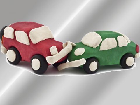 Auto Unfall Muenchen