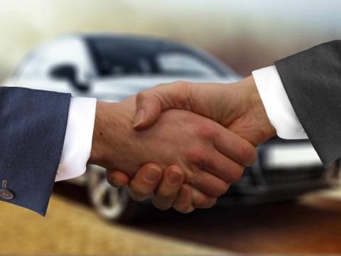 Elektroauto Leasing Auto Till