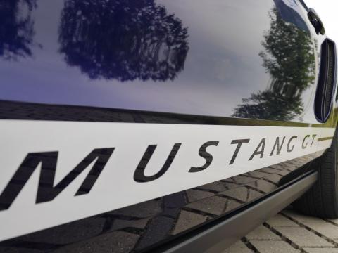 Lackversiegelung Autoaufbereitung Muenchen Ford Mustang Ergebnis Auto Till 02