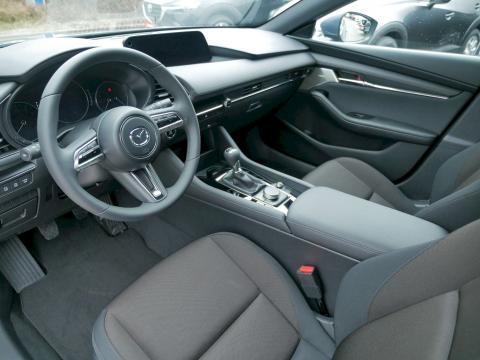 Mazda3 2019 Cockpit