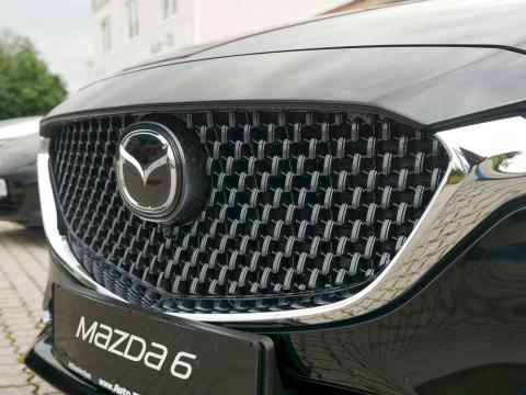 Mazda 6 2019 Sports-Line Plus-Paket Onyxschwarz Wabengrill