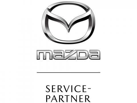 Mazda Service Logo
