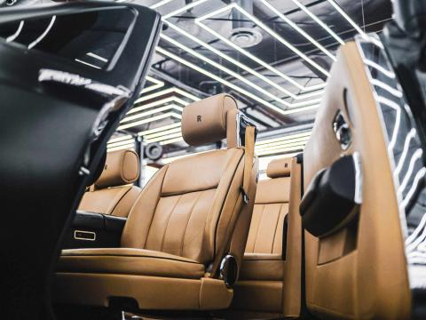 Polsterversiegelung Waxoyl Imprägnierung Autopflege Auto Till