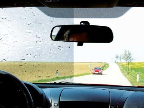 Scheibenversiegelung Glasversiegelung KS Autoglas Autotill München