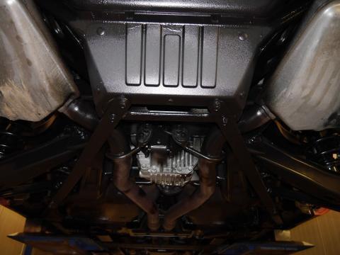 Unterbodenschutz Muenchen Camaro 01
