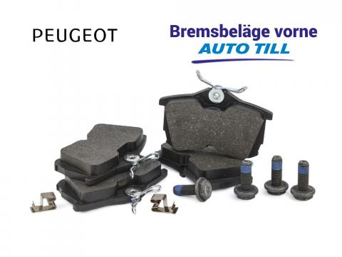 Bremsbelaege Wechseln Peugeot 207 Muenchen