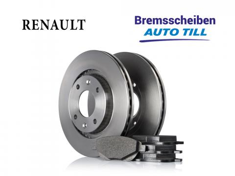 Bremsscheiben Renault Clio Muenchen