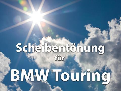 Scheibentoenung Bmw Touring Sonnenschutz Folie