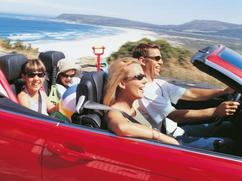Urlaubsdurchsicht Auto Muenchen