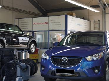 Autoaufbereitung Muenchen