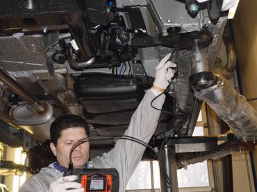 Autorostchutz Muenchen Endoskopie Vw T5 Auto Till 01