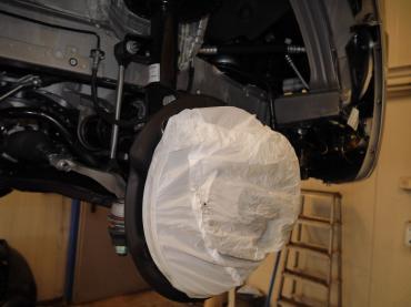 Autorostschutz Muenchen Vw T5 Bremsen 02