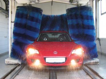 Autowaschanlage Muenchen