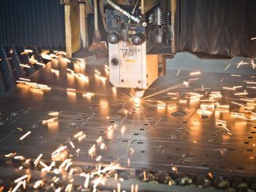 Bear Lock Produktion Zuschnitt Laser