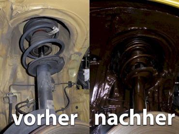BMW Z4 Rostprobleme Unterbodenschutz Bayern München