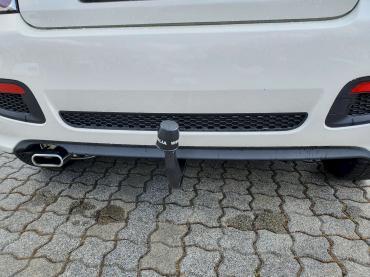 Fiat 500 Anhängerkupplung nachrüsten München