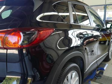 Lackversiegelung Muenchen Mazda Cx 5 06