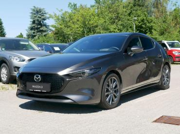 Mazda3 2019 Selection Matrixgrau Metallic