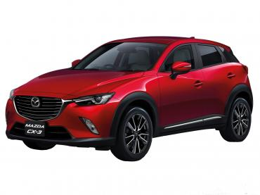 Mazda CX-3 Muenchen bei Auto Till - Front