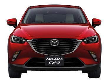 Mazda Cx 3 Muenchen Auto Till Front