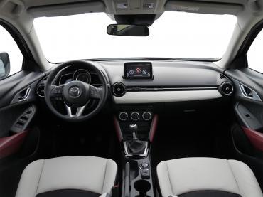 Mazda Cx 3 Muenchen Innenraum Auto Till