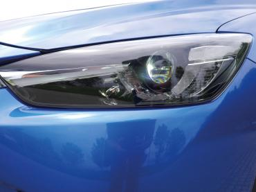 Mazda Cx 3 Muenchen Led Scheinwerfer Blau Auto Till
