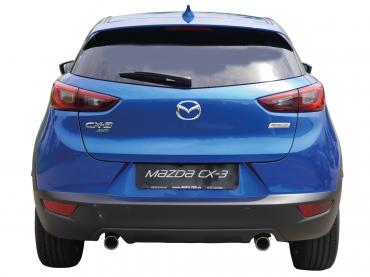 Mazda Cx 3 Muenchen Seite Hinten Auto Till