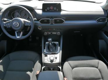 Mazda CX-52017 Cockpit
