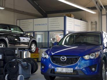 Mazda CX-5 Werkstatt Service München