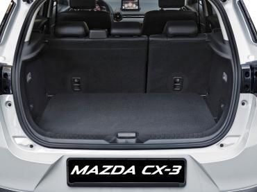 Mazda CX-3 Muenchen bei Auto Till - Kofferraum