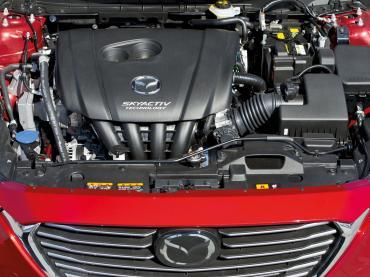 Mazda-CX-3 München Skyactive technology Auto Till