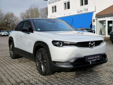 Mazda MX-30 Mondsteinweiß 3 Ton Metallic Auto Till
