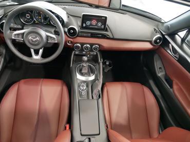 Mazda Mx 5 Rf Innenraum Von Oben