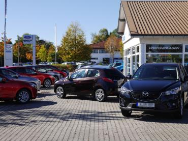 Mazda Neuwagen München Auto Till