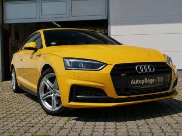 Nanoversiegelung Audi S5 Muenchen