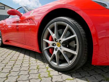 Nanoversiegelung Felgen Ferrari California T