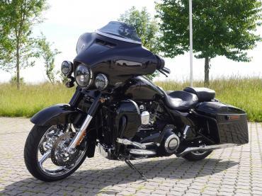 Nanoversiegelung Muenchen Harley Davidson 01
