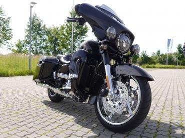 Nanoversiegelung Muenchen Harley Davidson 02