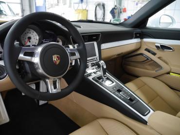 Nanoversiegelung Muenchen Porsche 911 Ergebnis 05
