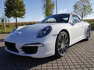 Nanoversiegelung Muenchen Porsche 911 Ergebnis 11