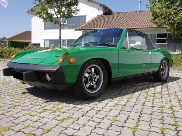 Nanoversiegelung Muenchen Porsche 914 Ergebnis 15
