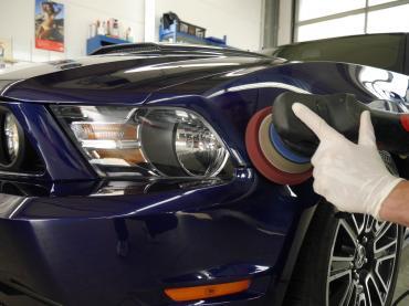 Polieren Lackaufbereitung Muenchen Ford Mustang 03
