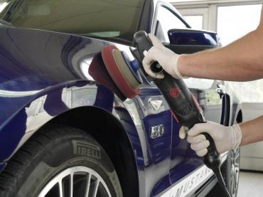 Polieren Lackaufbereitung Muenchen Ford Mustang 04