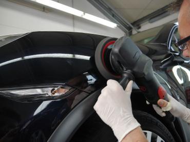 Polieren Lackaufbereitung Muenchen Porsche 08