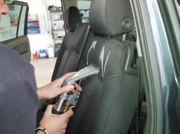 Polsterreinigung Autopflege Muenchen Opel 06