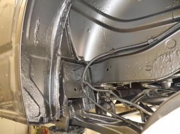 Unterbodenschutz Hohlraumversiegelung Muenchen Vw T5 Ergebnis Auto Till 04