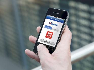 Webasto Standheizung Bedienung App