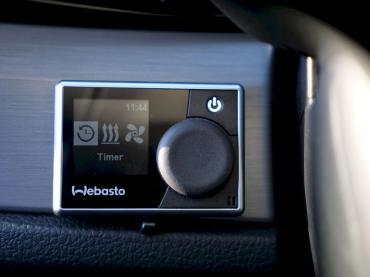 Webasto Standheizung VW T6.1 Timer