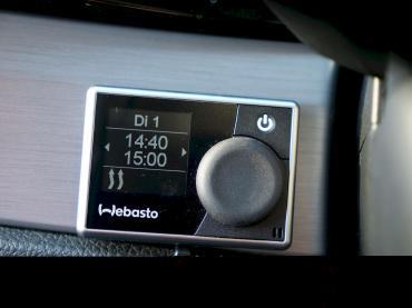 Webasto Standheizung VW T6.1 Uhrzeit